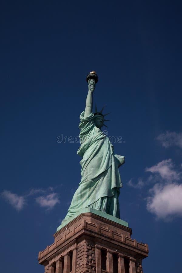 La estatua de la libertad, Nueva York fotografía de archivo libre de regalías