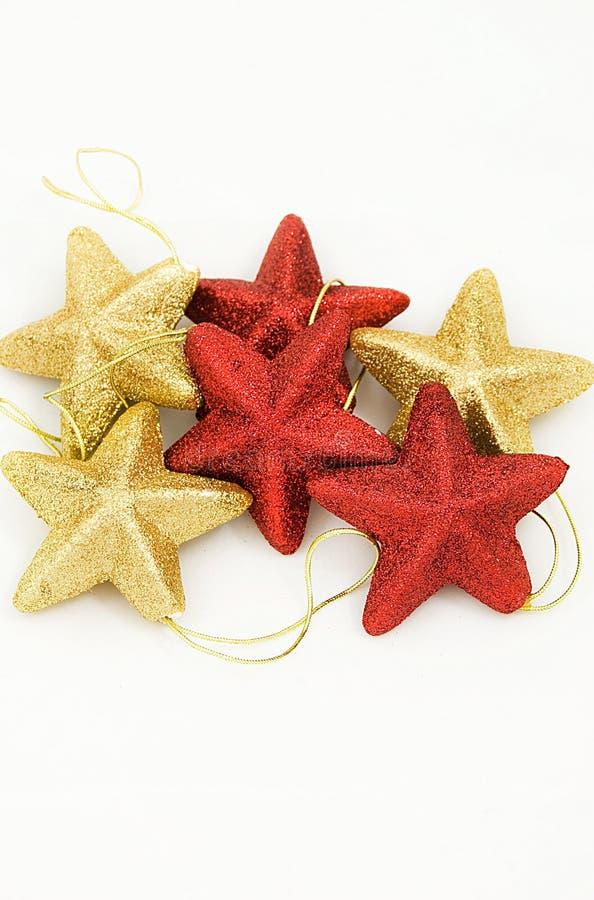 Download La Estrella Tiene Gusto De Los Ornamentos De La Navidad Foto de archivo - Imagen de holiday, árbol: 7275056