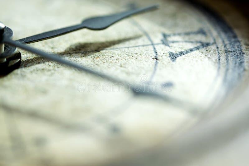 La exploración del tiempo fotos de archivo