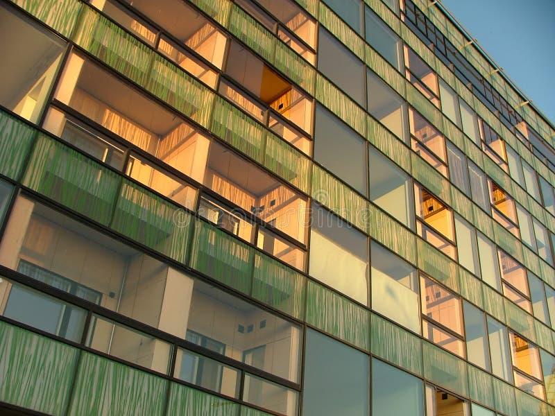 La façade de la Chambre photo libre de droits