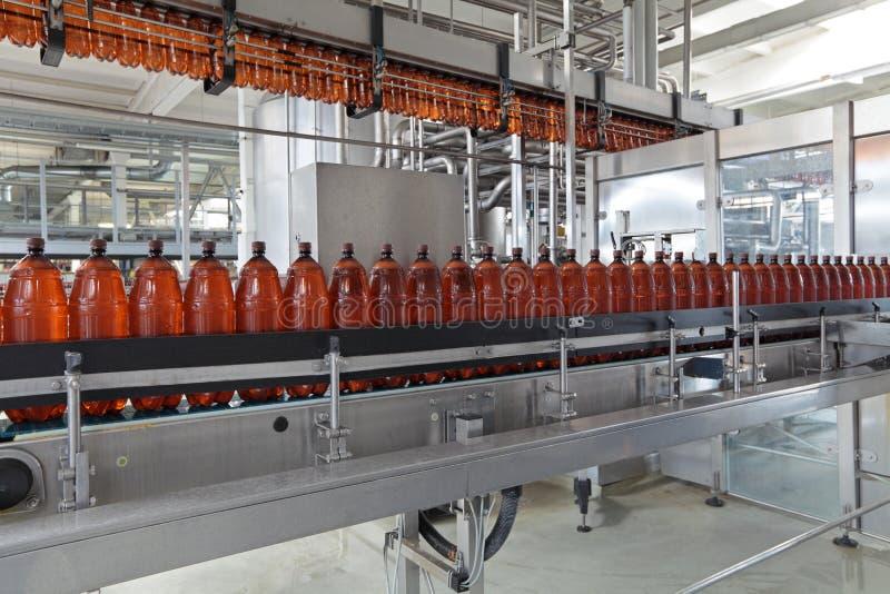La fabbrica di birra immagini stock libere da diritti