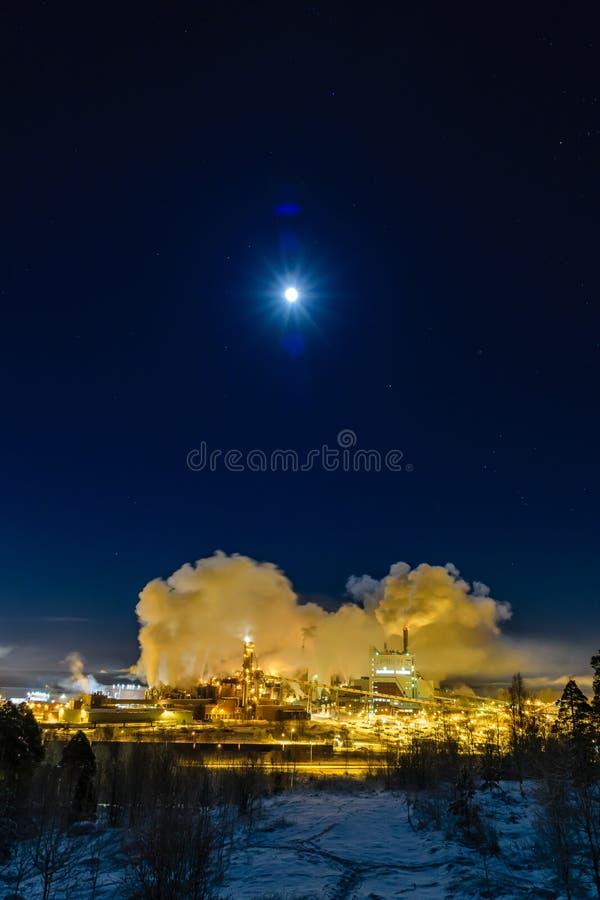 La fabbrica di sogno immagini stock