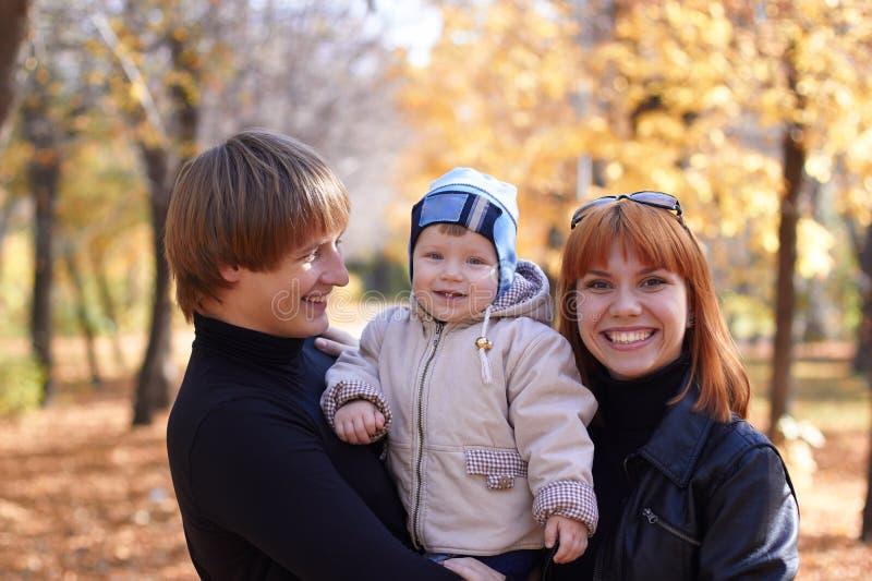 La familia imagen de archivo