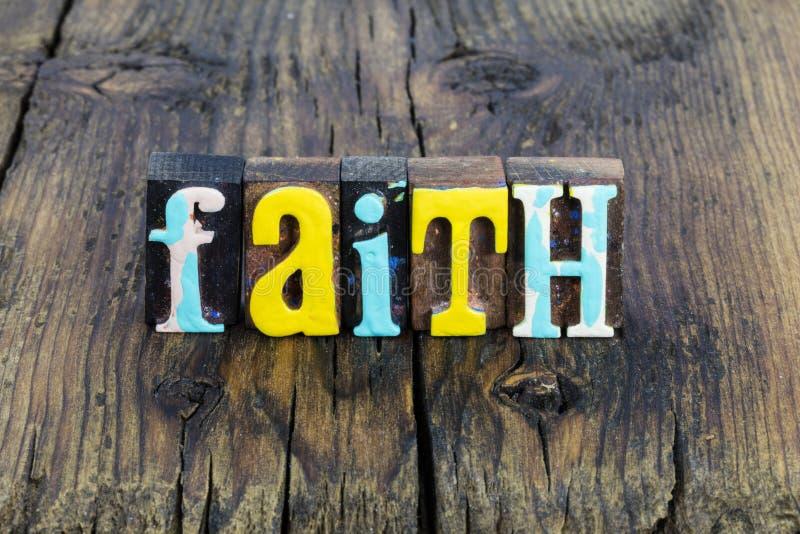 La fe la esperanza el amor creer el dios fiel jesus la paz espiritual imagenes de archivo