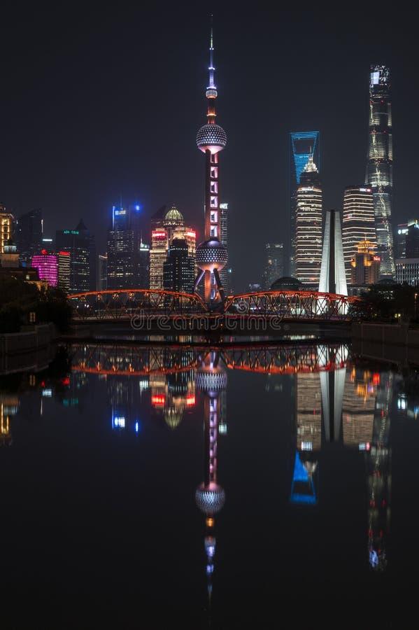 La Federación - Shangai foto de archivo