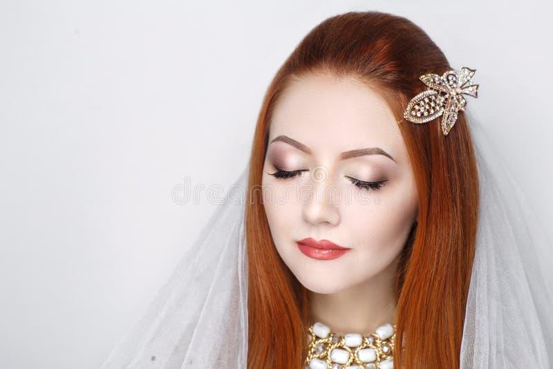La femme se préparent à épouser images libres de droits