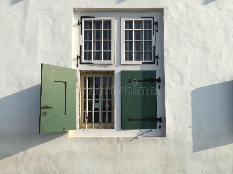La fenêtre image stock