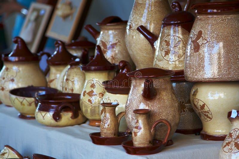 La festa dei commerci. fotografie stock