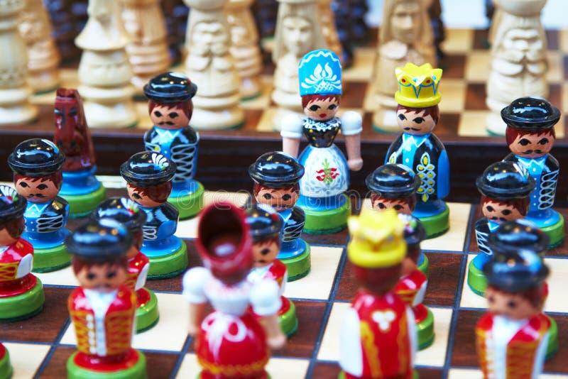 La festa dei commerci. immagine stock