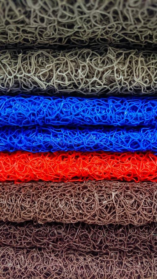 La fibre recouvre le fond illustration libre de droits
