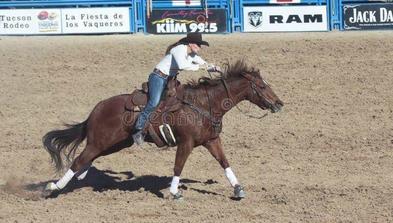 La Fiesta DE Los Vaqueros, Tucson, Arizona royalty-vrije stock foto's