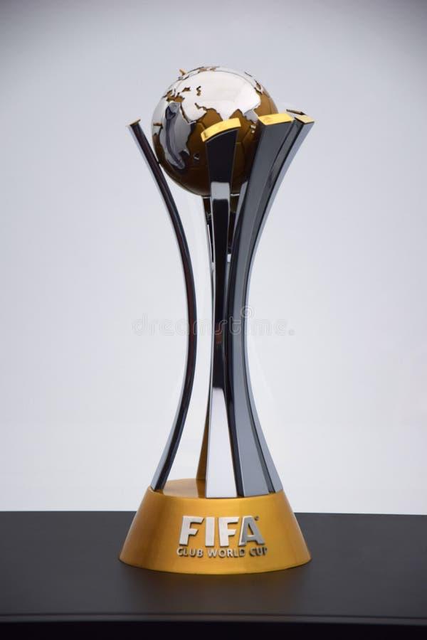 La FIFA matraquent la coupe du monde images libres de droits