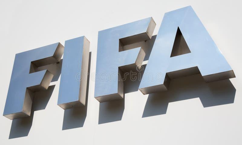 La FIFA siègent photos stock