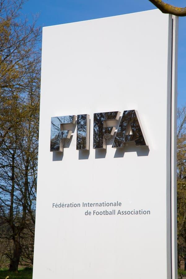 La FIFA siègent photos libres de droits