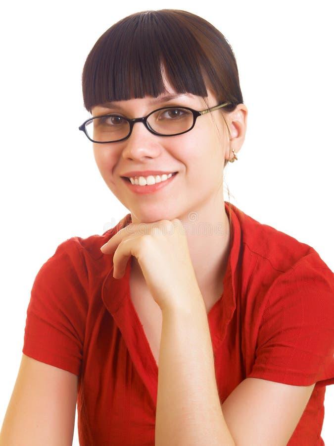 La fille photo libre de droits