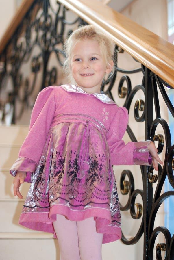 La fille de 3 ans photos stock