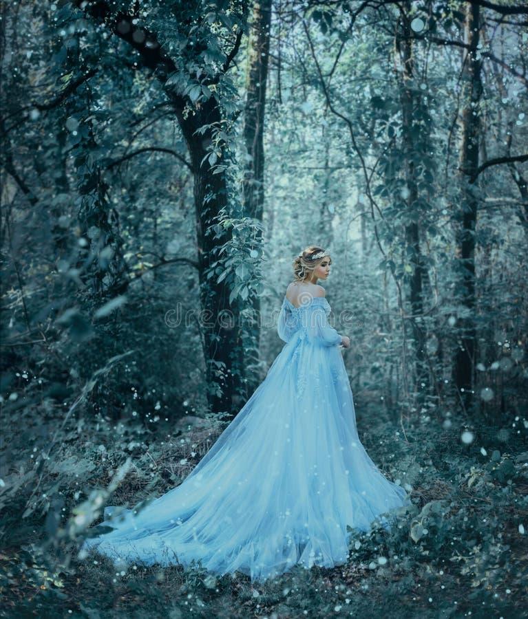 La fille est hiver photos libres de droits
