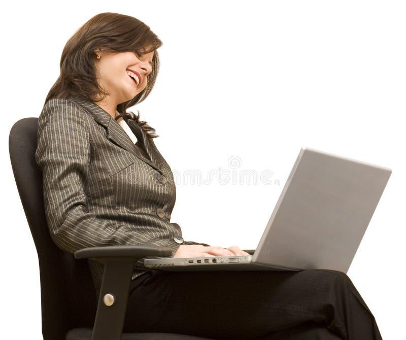 La fille estampe le texte photos libres de droits