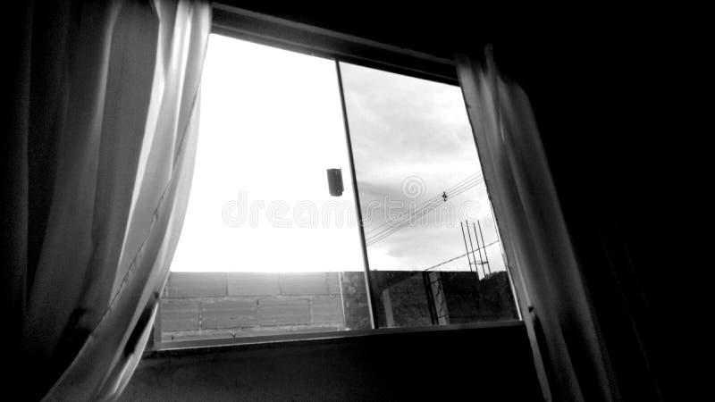 La finestra fotografie stock libere da diritti