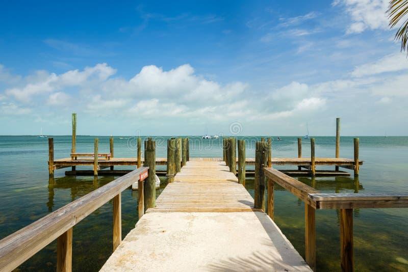 La Florida cierra paisaje marino imágenes de archivo libres de regalías