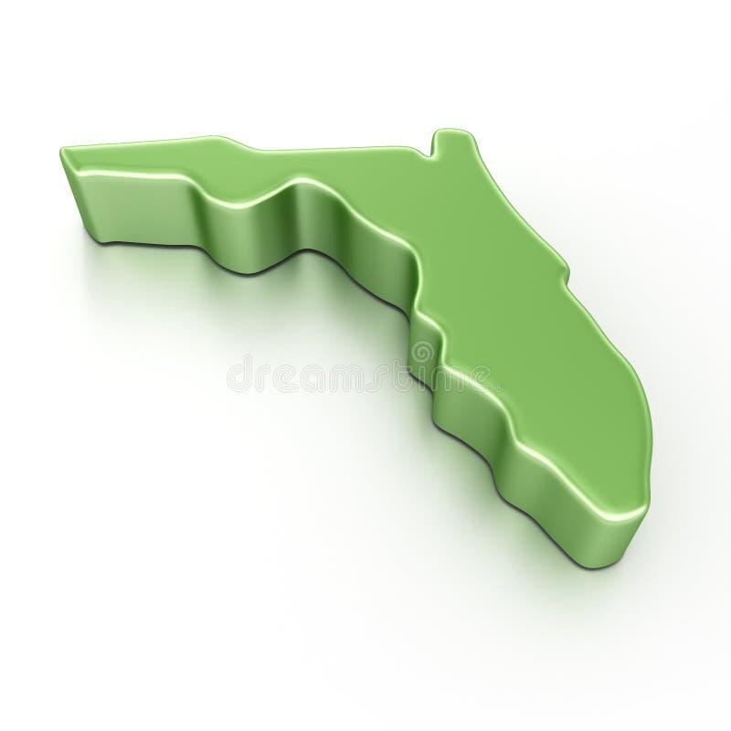 La Floride illustration de vecteur