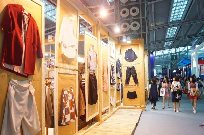 Download La Foire Commerciale De Quinzième De La Chine (Shenzhen) De Marque Habillement International D'habillement Photo éditorial - Image du trade, centre: 56479521