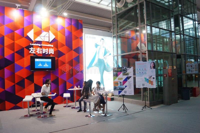 Download La Foire Commerciale De Quinzième De La Chine (Shenzhen) De Marque Habillement International D'habillement Image stock éditorial - Image du porcelaine, mode: 56479704