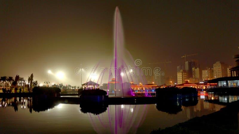 La fontaine image libre de droits