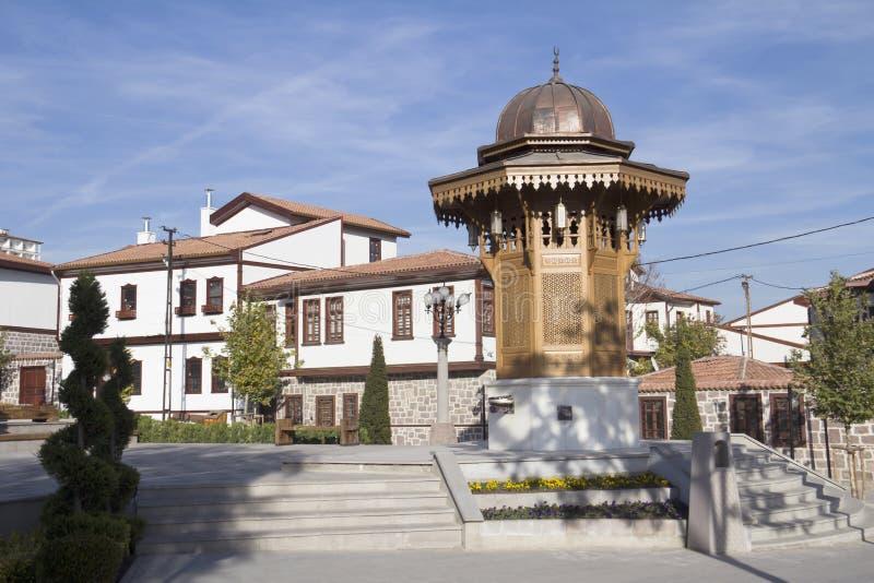 La fontana (Sebil) fotografia stock libera da diritti