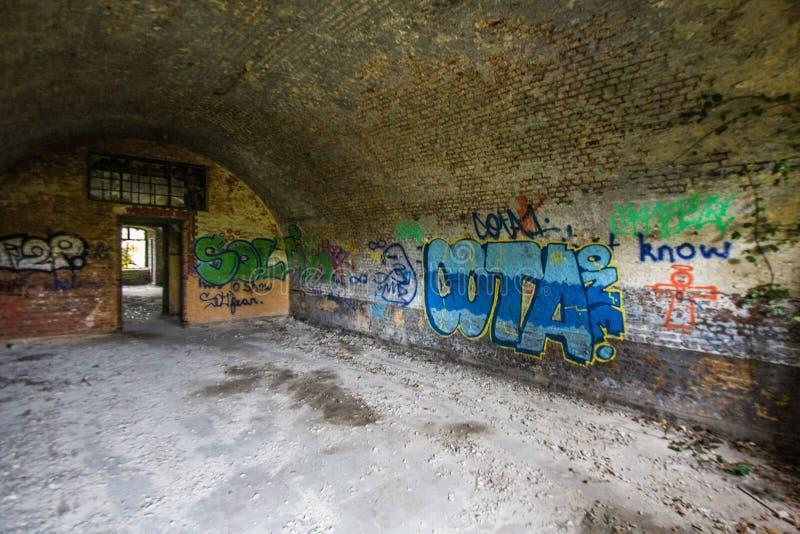 La forte Chartreuse - Luik fotografia stock libera da diritti
