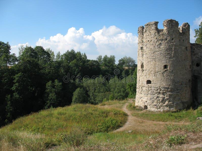 La forteresse images libres de droits