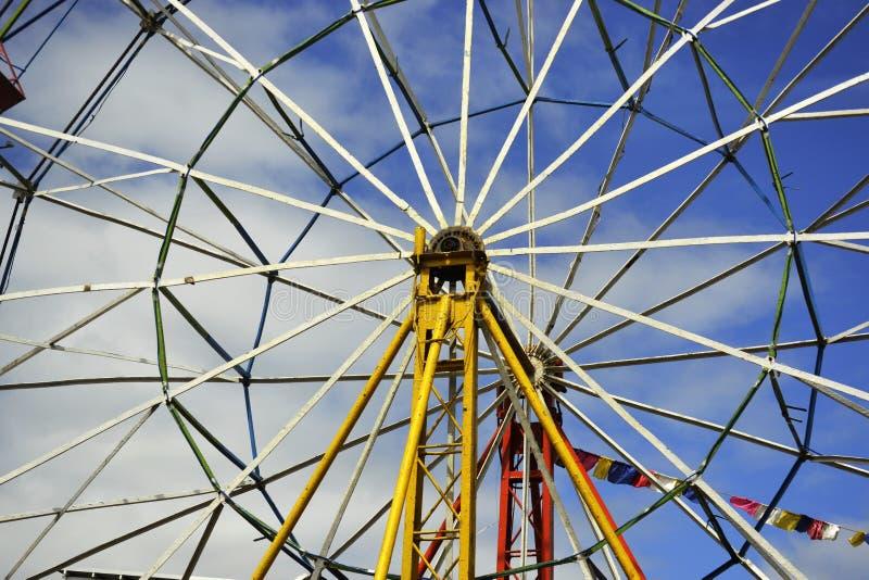 La Fortuna di rueda de di gran della La fotografie stock
