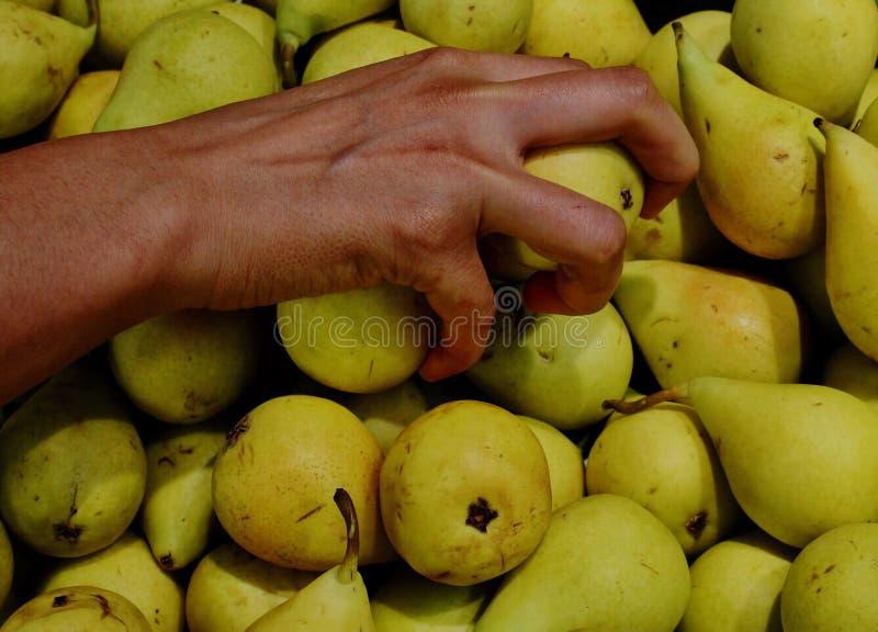 La foto de las frutas y verduras imágenes de archivo libres de regalías