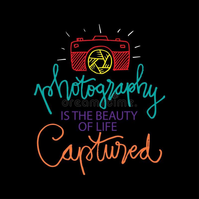 La fotografia è bellezza di vita catturata royalty illustrazione gratis