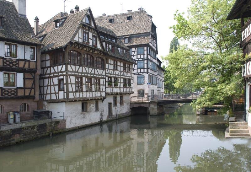 la France antique renferme Strasbourg image stock
