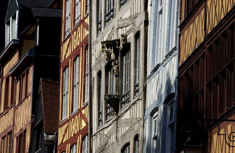 La France, Normandie, Rouen photos stock