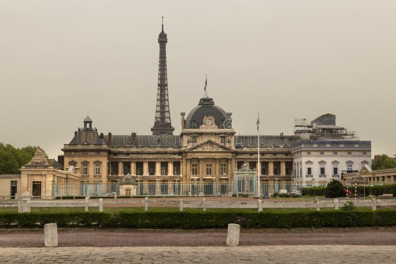 La France, Paris, 2019 - 04, CSFRS/GeoStrategia - écoles militaires de Militaire de chou de ‰ de à photos libres de droits