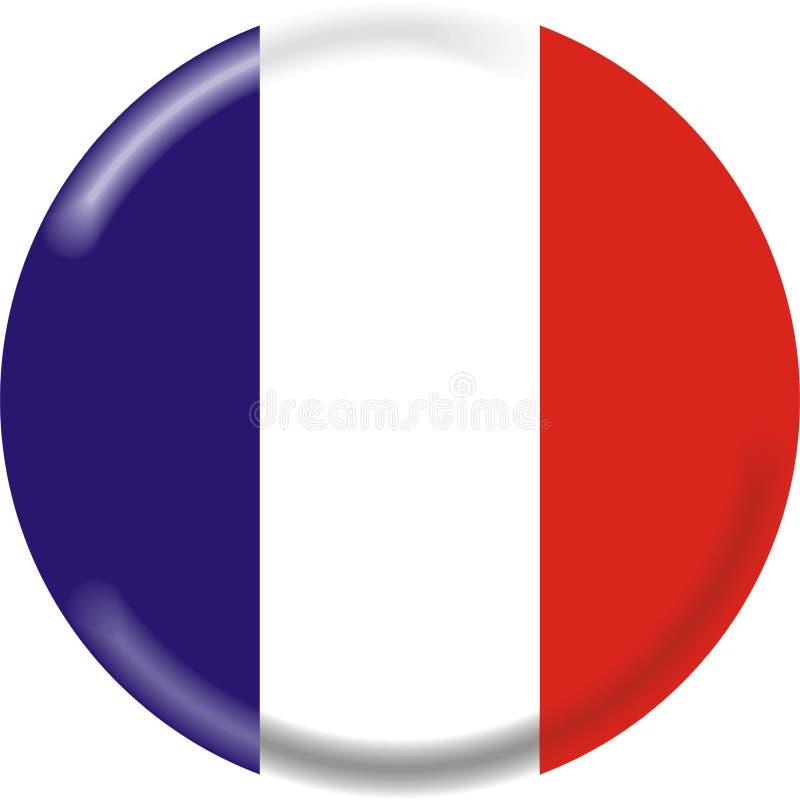 La Francia illustrazione di stock