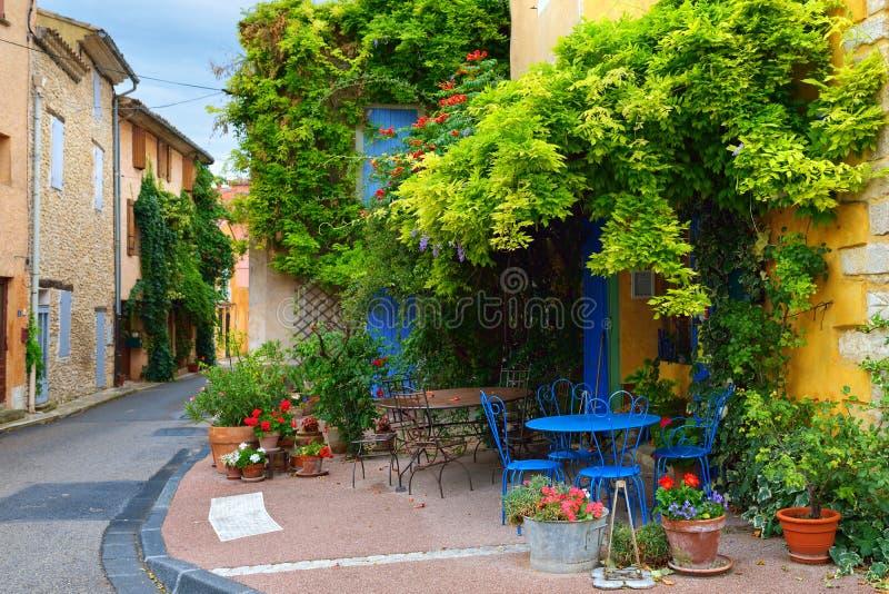 La Francia, Provenza fotografia stock libera da diritti