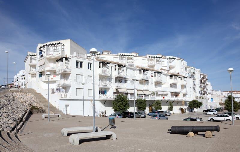 La Frontera, España de Conil de fotografía de archivo