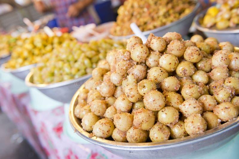 La frutta del fermento per mangia fotografia stock libera da diritti