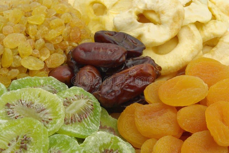 La frutta secca mescola - il particolare fotografie stock