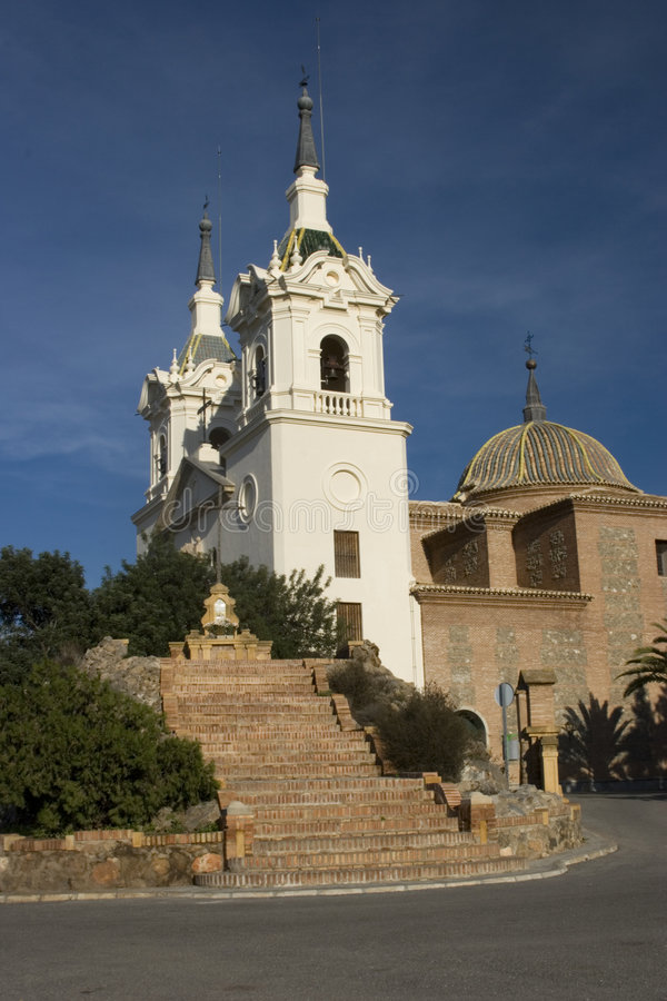 La Fuensanta Sanctuary Royalty Free Stock Images