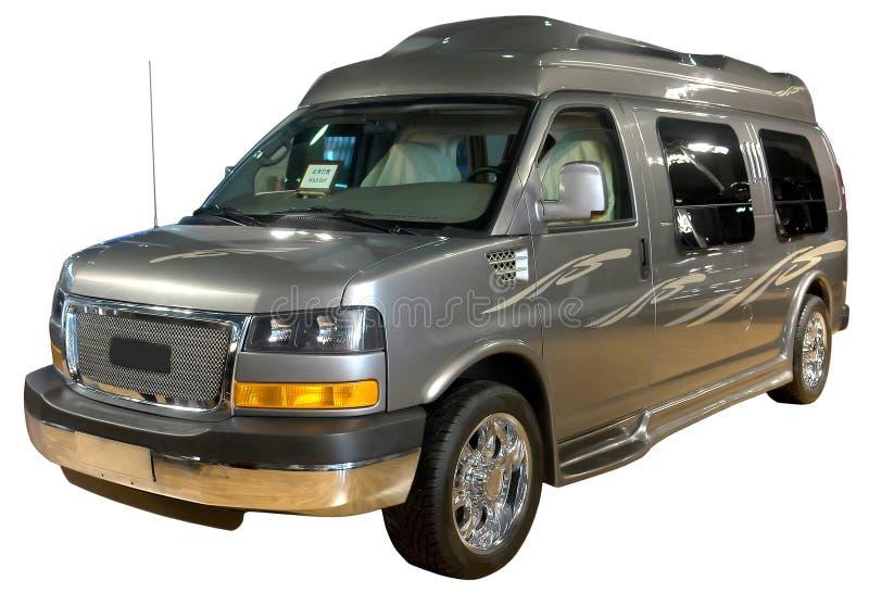 La furgoneta de lujo aisló