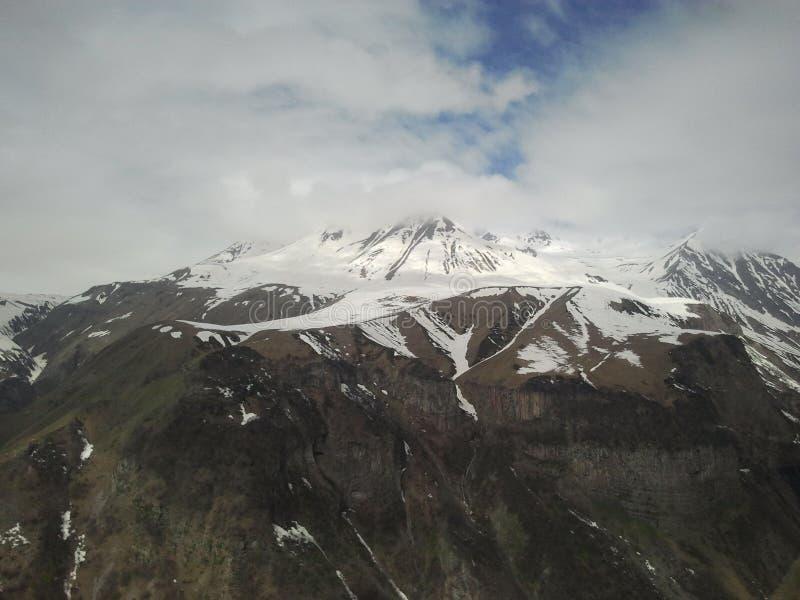 la Géorgie, montagne photographie stock libre de droits
