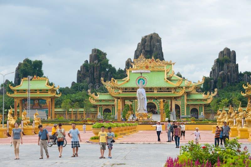 La gente in Dainam parcheggia, Ho Chi Minh, Vietnam immagini stock libere da diritti