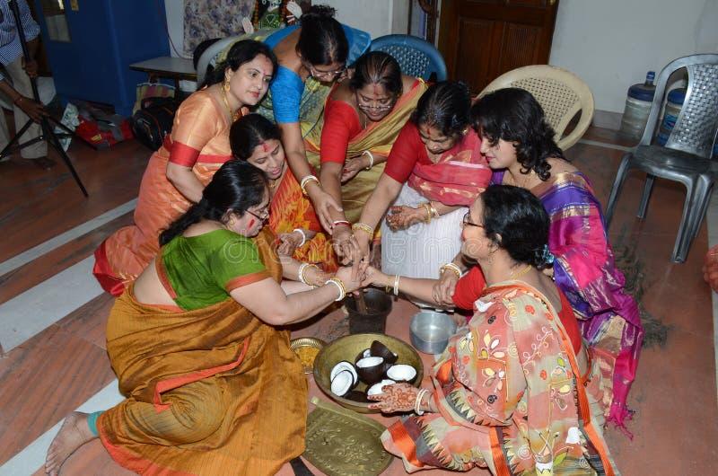 La gente del bengalese immagine stock