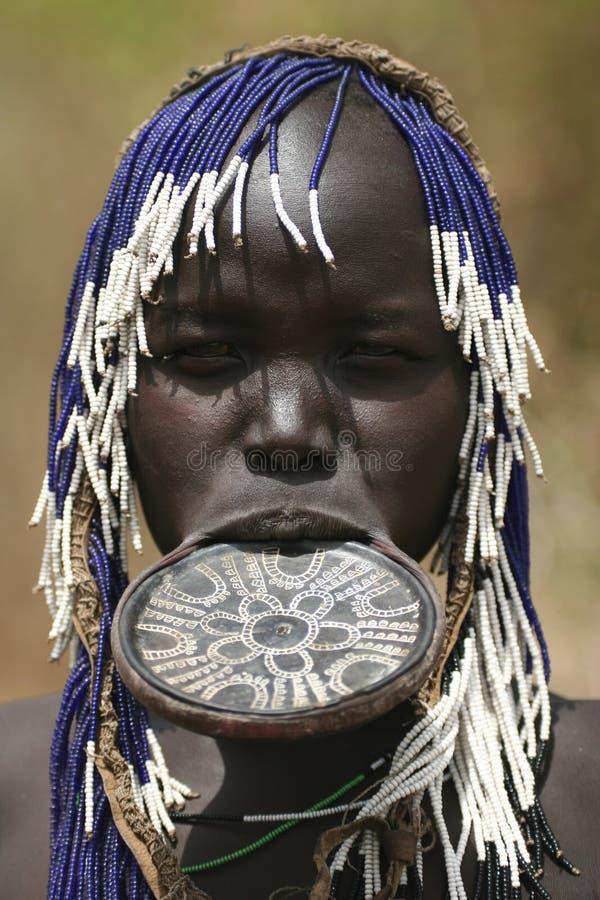 La gente dell'Africa fotografie stock libere da diritti