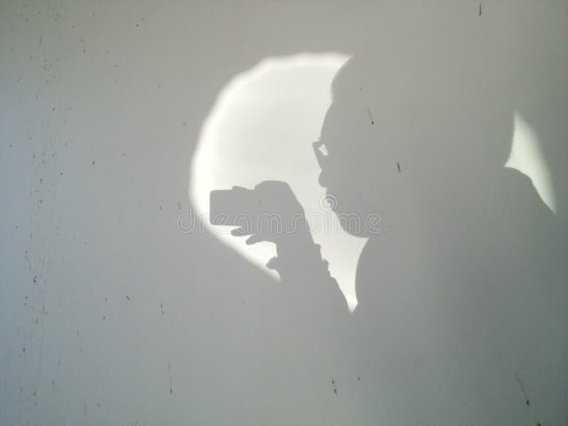 La gente dell'ombra immagini stock libere da diritti