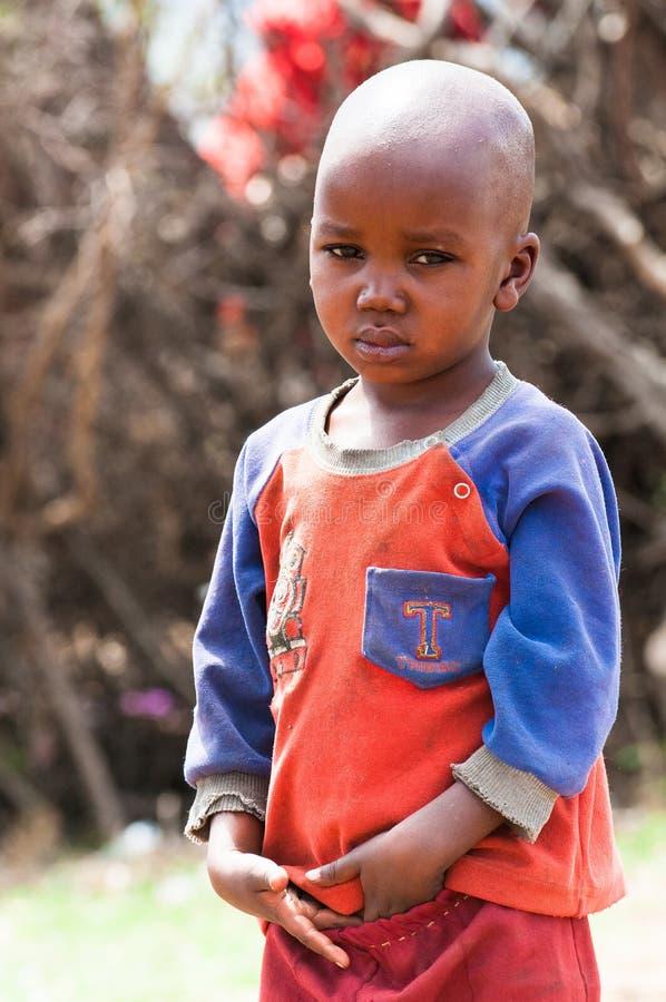 La gente nel Kenya fotografia stock libera da diritti